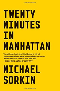 Twenty Minutes in Manhattan 9780865477575