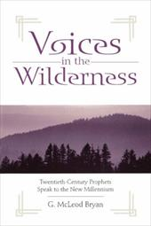 Voices in the Wilderness 3798803