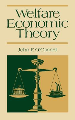 Welfare Economic Theory 9780865690875