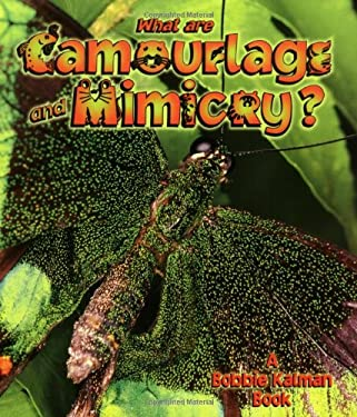 What Are Camouflage & Mimicry? 9780865059627