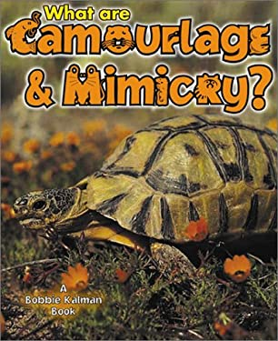 What Are Camouflage and Mimicry? 9780865059856