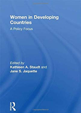 Women in Developing Countries: A Policy Focus 9780866562263
