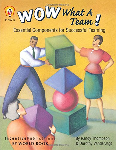 Wow, What a Team!: Essential Components for Successful Teaming 9780865304833