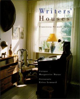 Writers' Houses 9780865659643