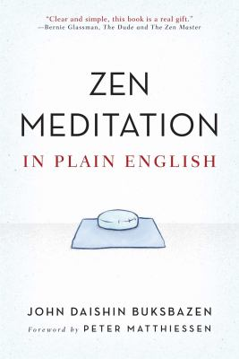 Zen Meditation in Plain English 9780861713165