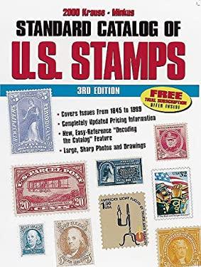 2000 Krause-Minkus Standard Catalog of U.S. Stamps 9780873417747