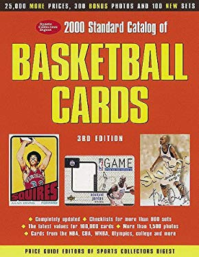 2000 Standard Catalog of Basketball Cards 9780873417761