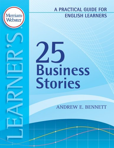 25 Business Stories: A Practical Guide for English Learners 9780877796831
