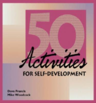 50 Activities for Self-Development 9780874251739