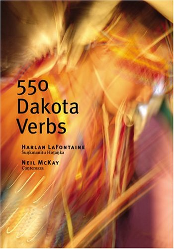 550 Dakota Verbs 9780873515245