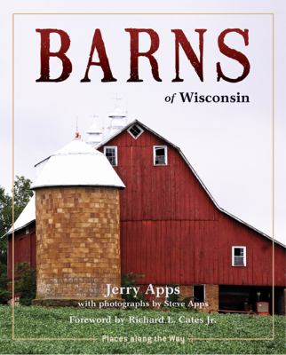 Barns of Wisconsin 9780870204531