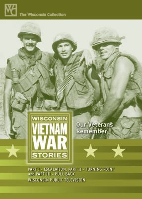 Wisconsin Vietnam War Stories 9780870204555
