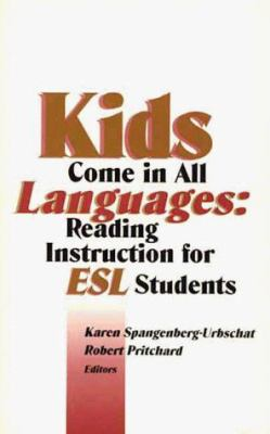 Kids Come in All Languages 9780872073951