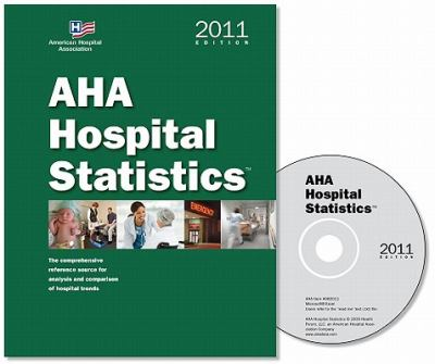AHA Hospital Statistics [With CDROM] 9780872588714