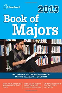 Book of Majors 2013: All-New Seventh Edition 9780874479812