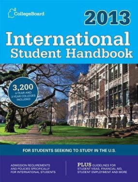 International Student Handbook 9780874479843