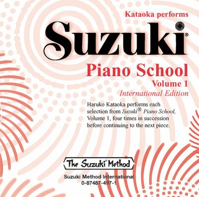 Kataoka Performs the Suzuki Piano School 9780874874976
