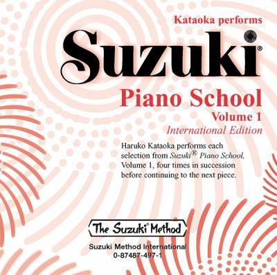 Kataoka Performs the Suzuki Piano School