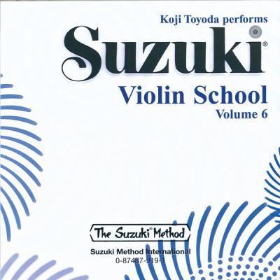 Suzuki Violin School 9780874879193