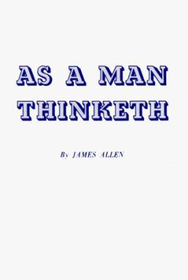 As a Man Thinketh 9780875160009