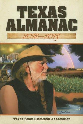 Texas Almanac 9780876112489