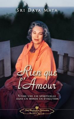 Rien Que L'Amour (Only Love - French) 9780876121993