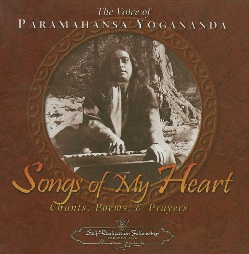 Songs of My Heart: Chants, Poems, and Prayers 9780876125021