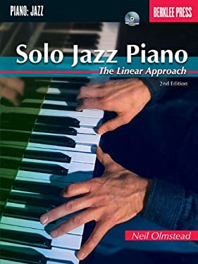Solo Jazz Piano: The Linear Approach 9780876391204