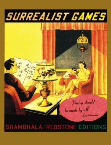 Surrealist Games [With Paper GameboardWith Little Surrealist Dictionary] 9780877738756