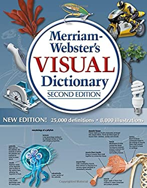 Merriam-Webster's Visual Dictionary, Second Edition 9780877791515