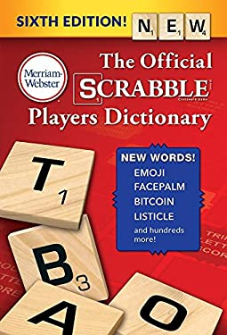 The Official SCRABBLE Players Dictionary, Sixth Edition (Trade Paperback)