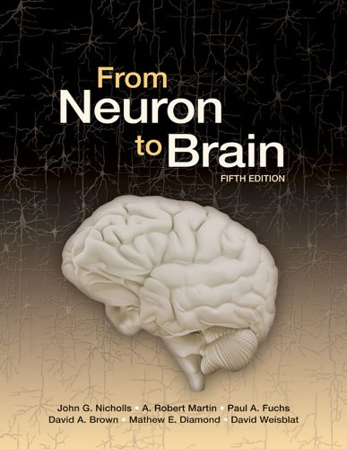 From Neuron to Brain 9780878936090
