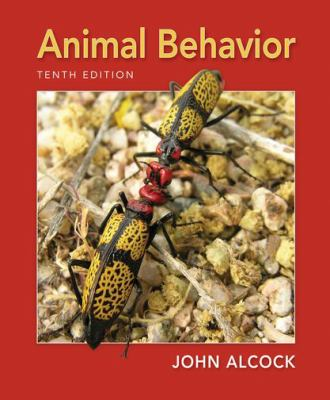 Animal Behavior: An Evolutionary Approach 9780878939664