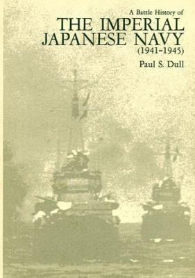 Battle History of the Imperial Japanese Navy : 1941-1945