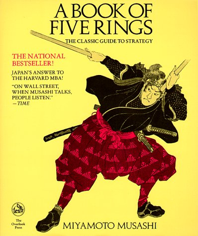 A Book of Five Rings 9780879511531