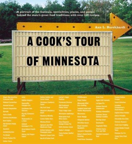 A Cook's Tour of Minnesota 9780873514682