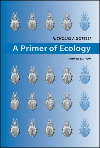 Primer of Ecology - 4th Edition