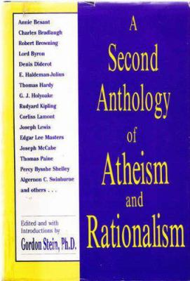 A Second Anthology of Atheism and Rationalism 9780879754150