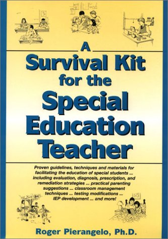 A Survival Kit for the Special Education Teacher 9780876288702