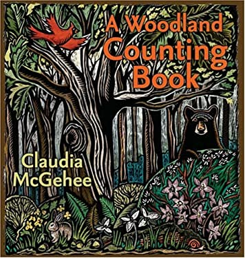 A Woodland Counting Book 9780877459897