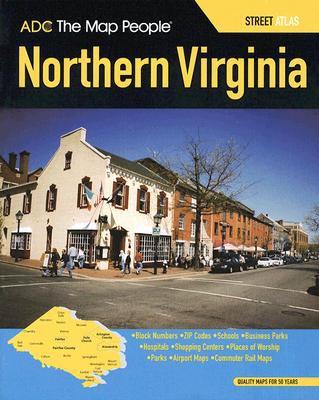 ADC Northern Virginia Street Atlas