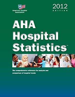 AHA Hospital Statistics: The Comprehensive Reference Source Fo Analysis and Comparison of Hospital Trends 9780872588929