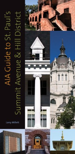 AIA Guide to St. Paul's Summit Avenue and Hill District 9780873516440