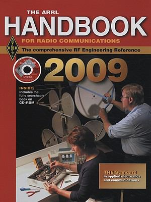 ARRL Handbook for Radio Communications [With CDROM] 9780872591400