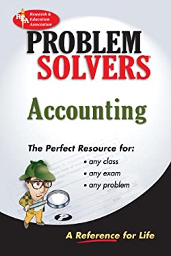 Accounting Problem Solver (Rea) 9780878919734
