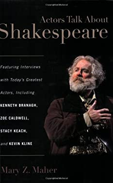 Actors Talk about Shakespeare 9780879103644
