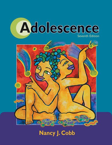 Adolescence: Continuity, Change, and Diversity 9780878933389