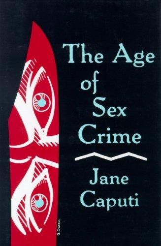 Age of Sex Crime 9780879723859