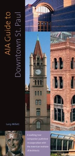 AIA Guide to Downtown St. Paul 9780873517218