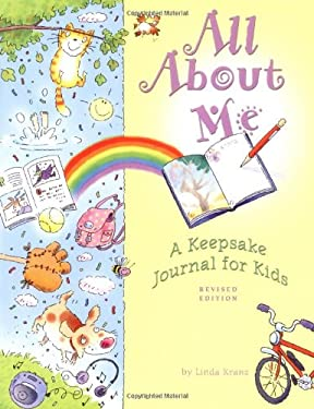All about Me: A Keepsake Journal for Kids 9780873588775